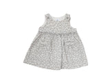 Mini Lama - Pre-loved Grey Dress 3 months by GAP