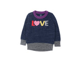 Mini Lama - Pre-loved Blue Sweater 12 months by GAP