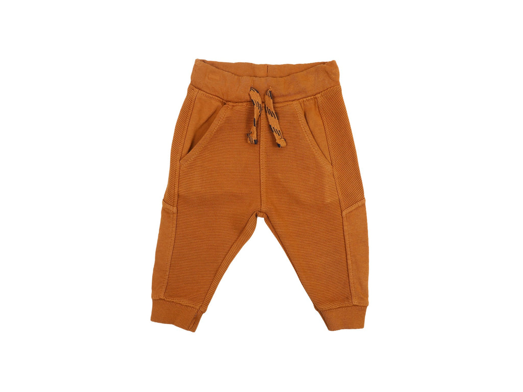 Mini Lama - Pre-loved Yellow Trousers 6 months by ZARA