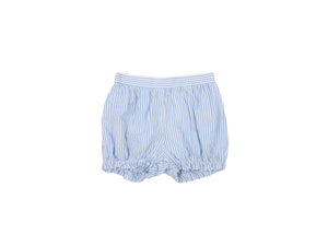 Mini Lama - Pre-loved Blue Bloomers 24 months by JACADI