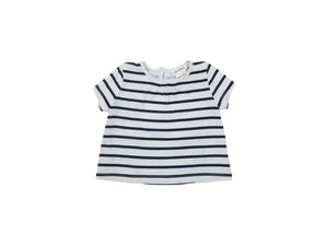 Mini Lama - Pre-loved Blue T-shirt 3 months by JOE FRESH
