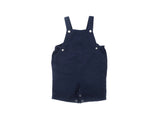 Mini Lama - Pre-loved Blue Overall 12 months by PETIT BATEAU