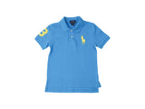 Mini Lama - Pre-loved Blue Polo 4 years by POLO BY RALPH LAUREN