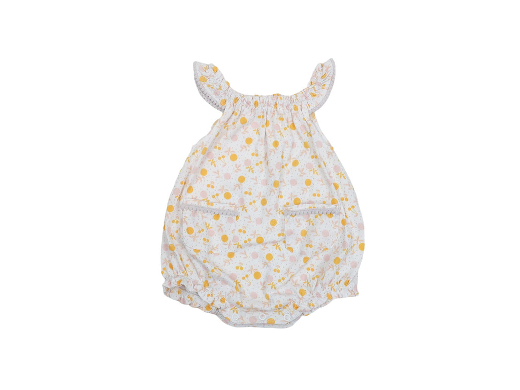 Mini Lama - Pre-loved Yellow Romper 3 months by SEED