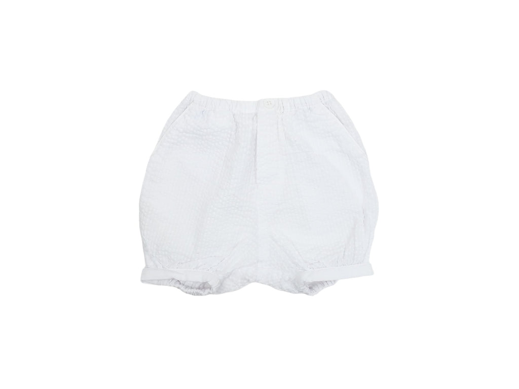 Mini Lama - Pre-loved White Bloomers 3 months by CHÂTEAU DE SABLE