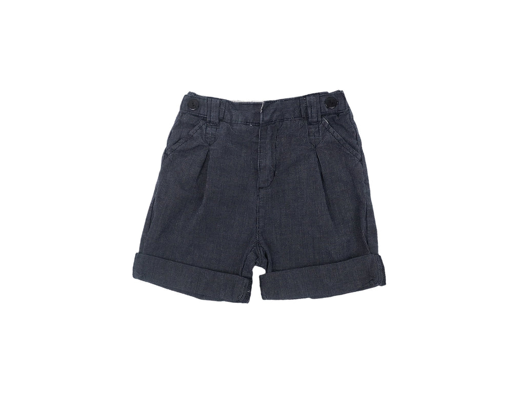 Mini Lama - Pre-loved Blue Shorts 24 months by JACADI