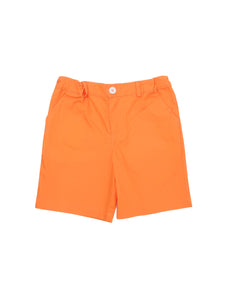 Mini Lama - Pre-loved Orange Shorts 4 years by LITTLE FRIENDS BY LAMASSO