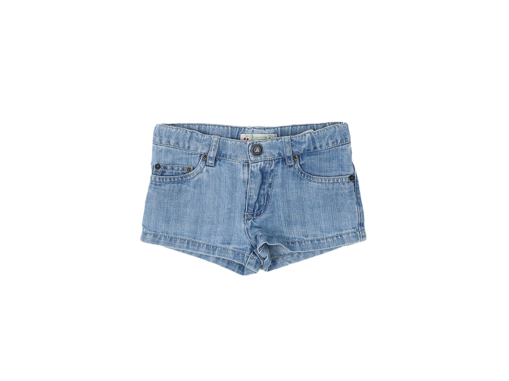 Mini Lama - Pre-loved Blue Shorts 4 years by BONPOINT