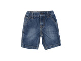 Mini Lama - Pre-loved Blue Shorts 3 years by OSHKOSH