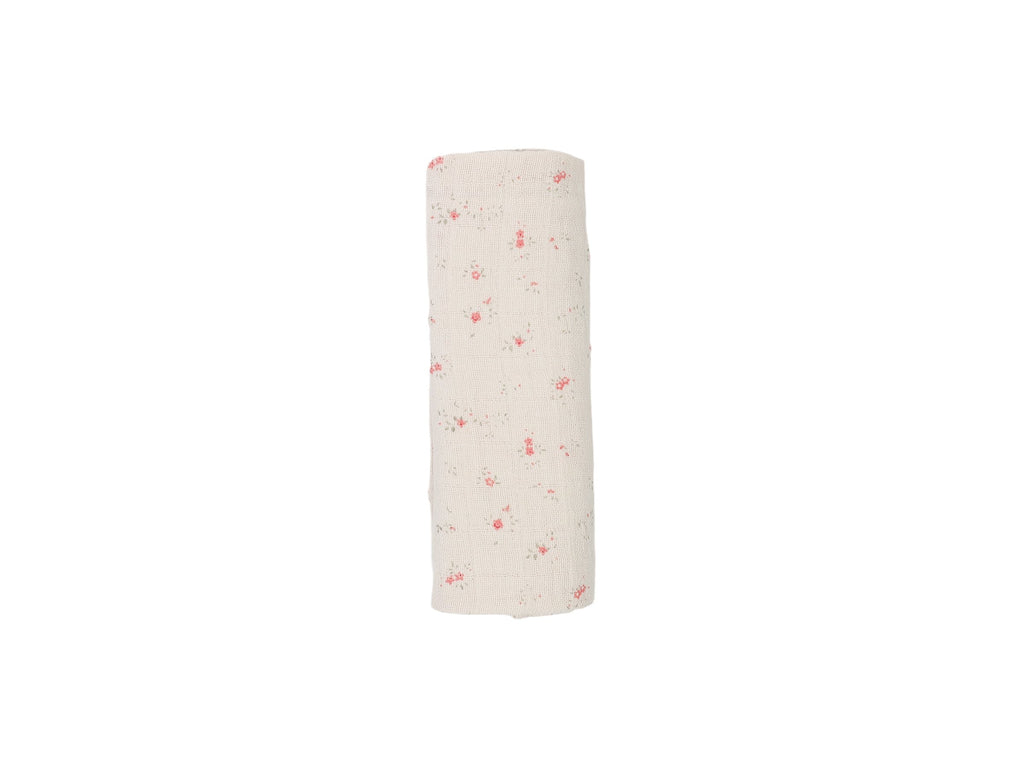 Mini Lama - Pre-loved Pink Swaddle by BONPOINT