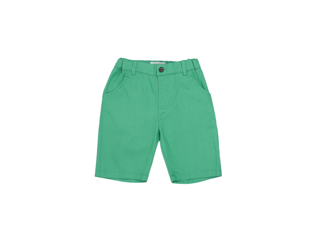 Mini Lama - Pre-loved Green Shorts 12 months by ALBETTA