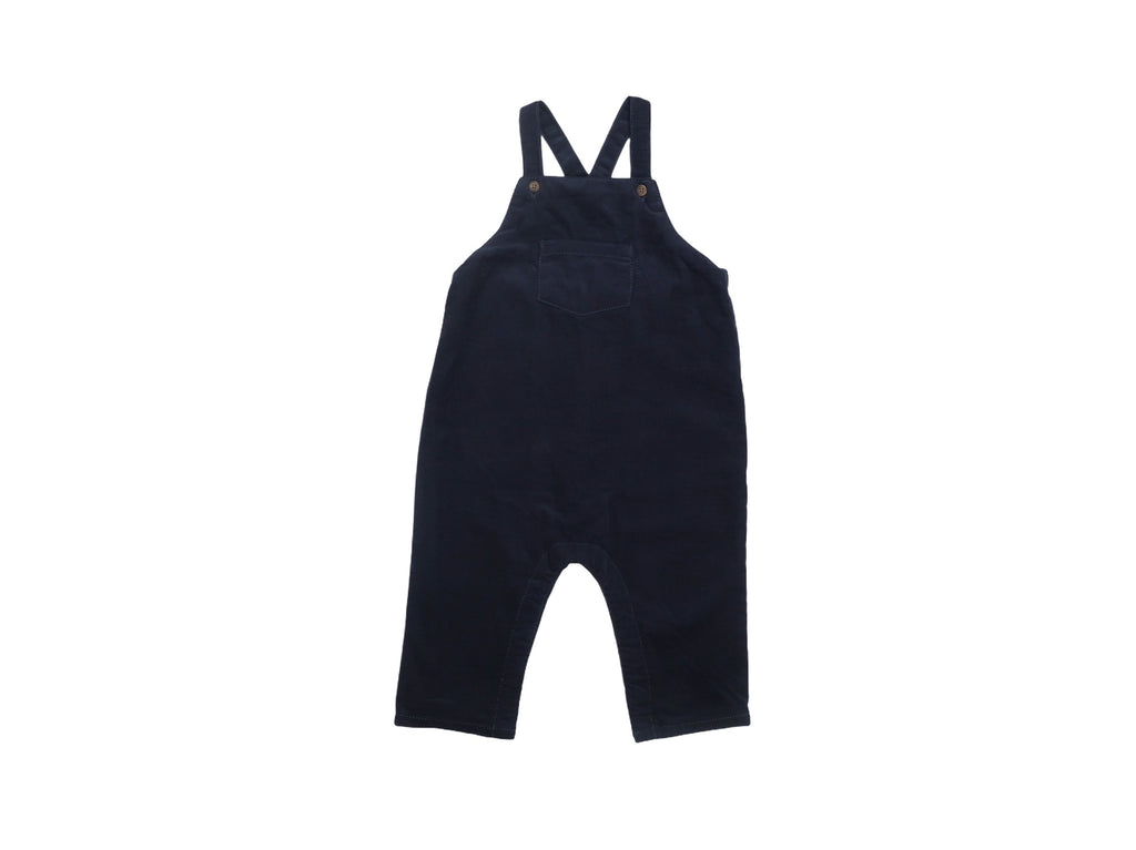 Mini Lama - Pre-loved Blue Overall 12 months by BOUT'CHOU