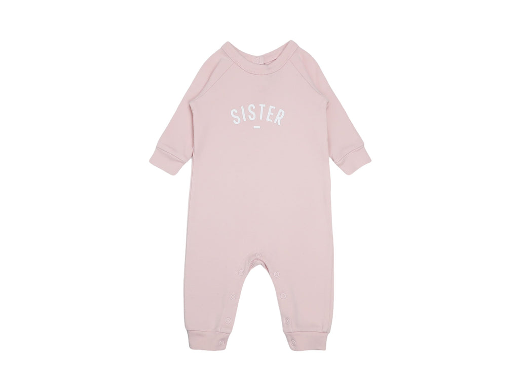 Mini Lama - Pre-loved Pink Jumpsuit 3 months by BOB AND BLOSSOM