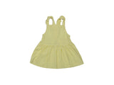 Mini Lama - Pre-loved Yellow Dress 6 months by TAPE A L'OEIL