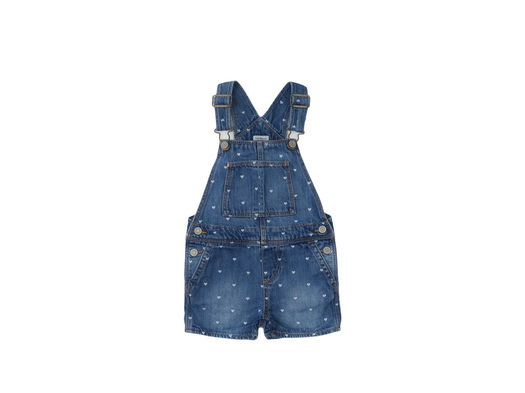 Mini Lama - Pre-loved Blue Overall 24 months by GAP