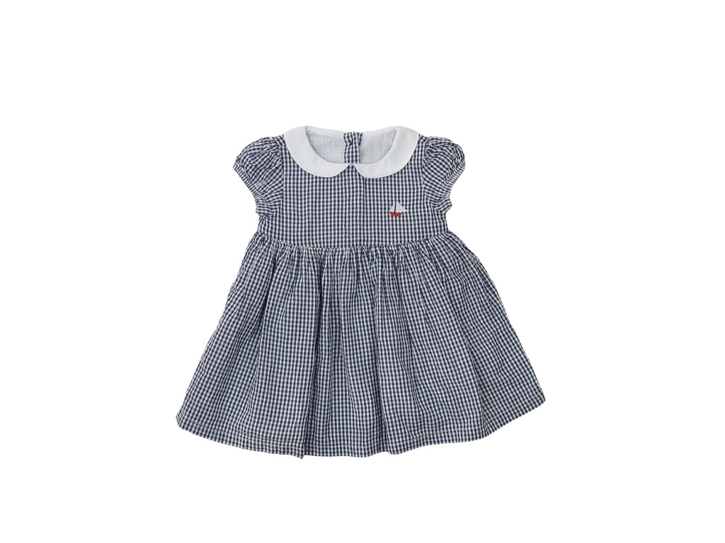 Mini Lama - Pre-loved Blue Dress 3 months by MARKS & SPENCER