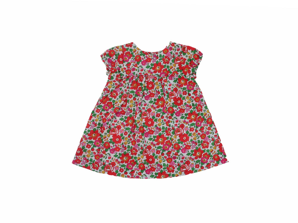 Mini Lama - Pre-loved Multi-colour Dress 6 months by JACADI