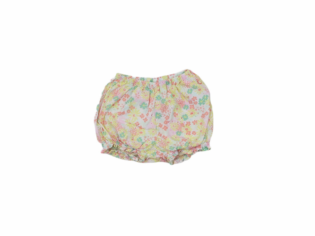 Mini Lama - Pre-loved Multi-colour Bloomers 6 months by PETIT BATEAU