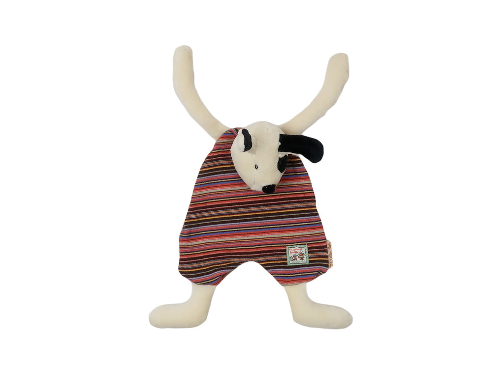 MOULIN ROTY - Soft toy - Dog (La Grande Famille)
