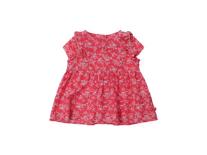 Mini Lama - Pre-loved Red Blouse 12 months by SERGENT MAJOR