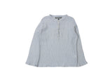 Mini Lama - Pre-loved Blue Blouse 4 years by BONPOINT