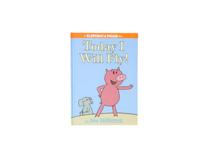Pre-loved Book Today I Will Fly! All ages by HYPERION BOOKS