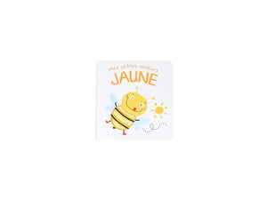 Pre-loved Book Mes petites couleurs : Jaune All ages by TAM TAM