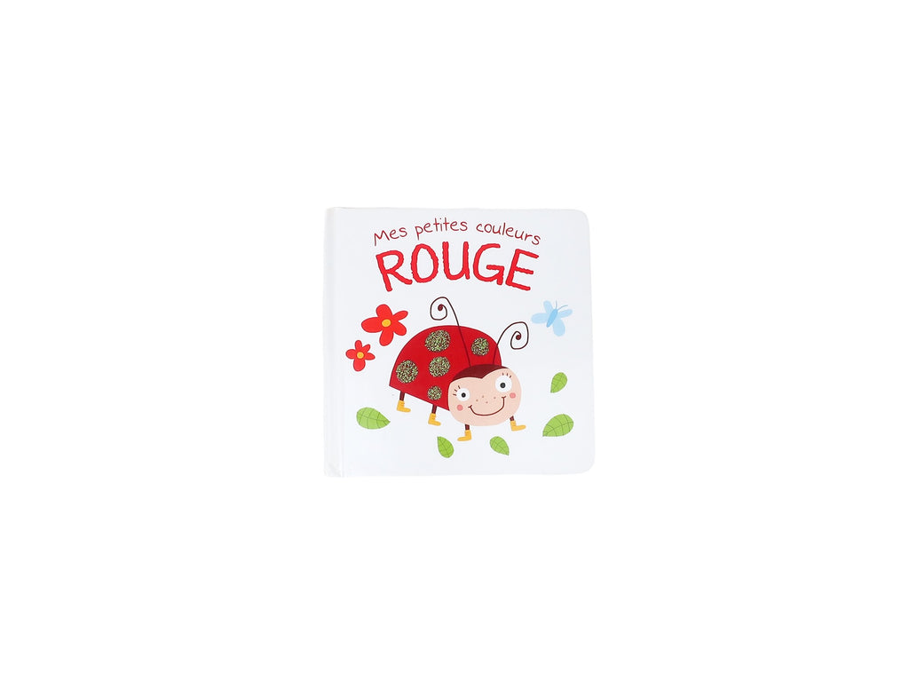 Pre-loved Book Mes petites couleurs : Rouge All ages by TAM TAM