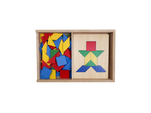 Pre-loved Board game Tangram 3 years by OXYBUL