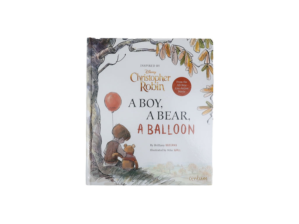 Pre-loved Book A boy, a bear, a balloon All ages by CENTUM