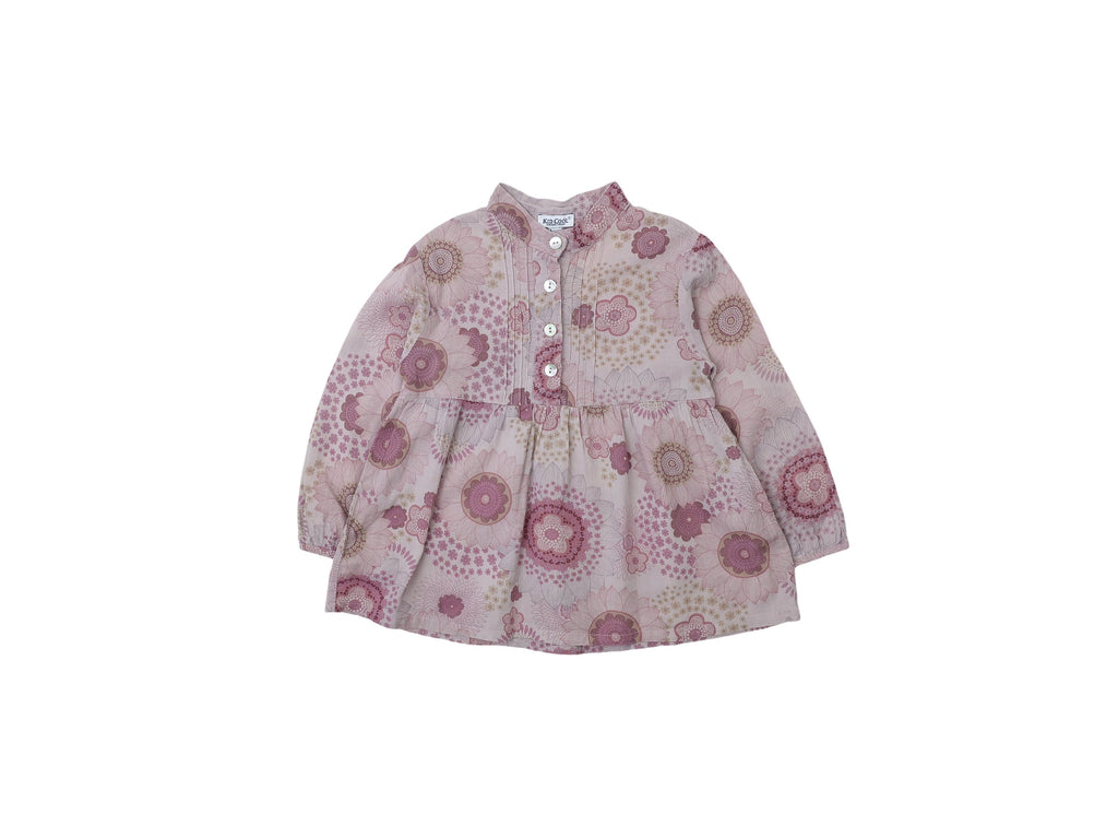 Mini Lama - Pre-loved Purple Blouse 24 months by KID COOL
