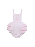 Mini Lama - Pre-loved Pink Romper 18 months by SEED