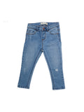 Mini Lama - Pre-loved Blue Trousers 12 months by ZARA