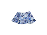 Mini Lama - Pre-loved Blue Skirt 12 months by GUESS