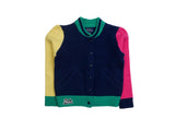 Mini Lama - Pre-loved Multi-colour Cardigan 6 years by POLO BY RALPH LAUREN