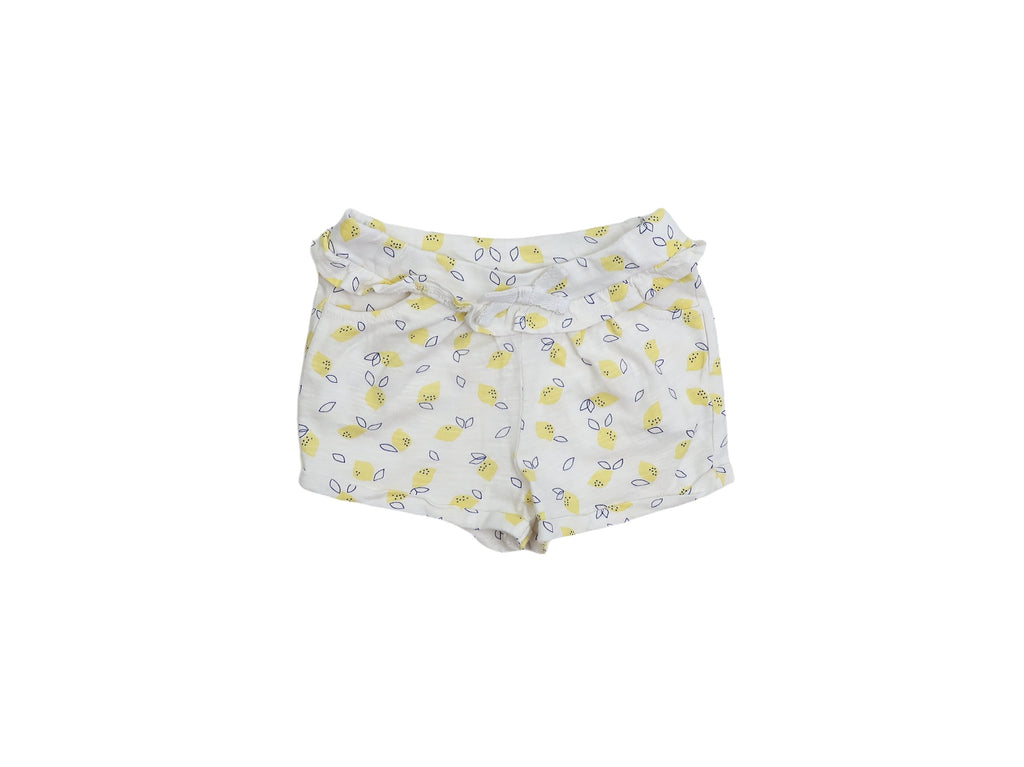 Mini Lama - Pre-loved Yellow Shorts 12 months by TAPE A L'OEIL
