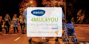 Menzis 4Mijl4You powered by GasTerra - 4 Mijl