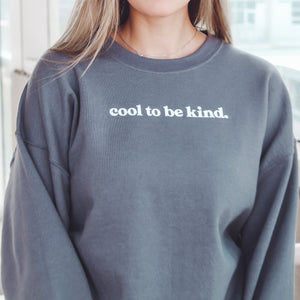 Cool To Be Kind Crew