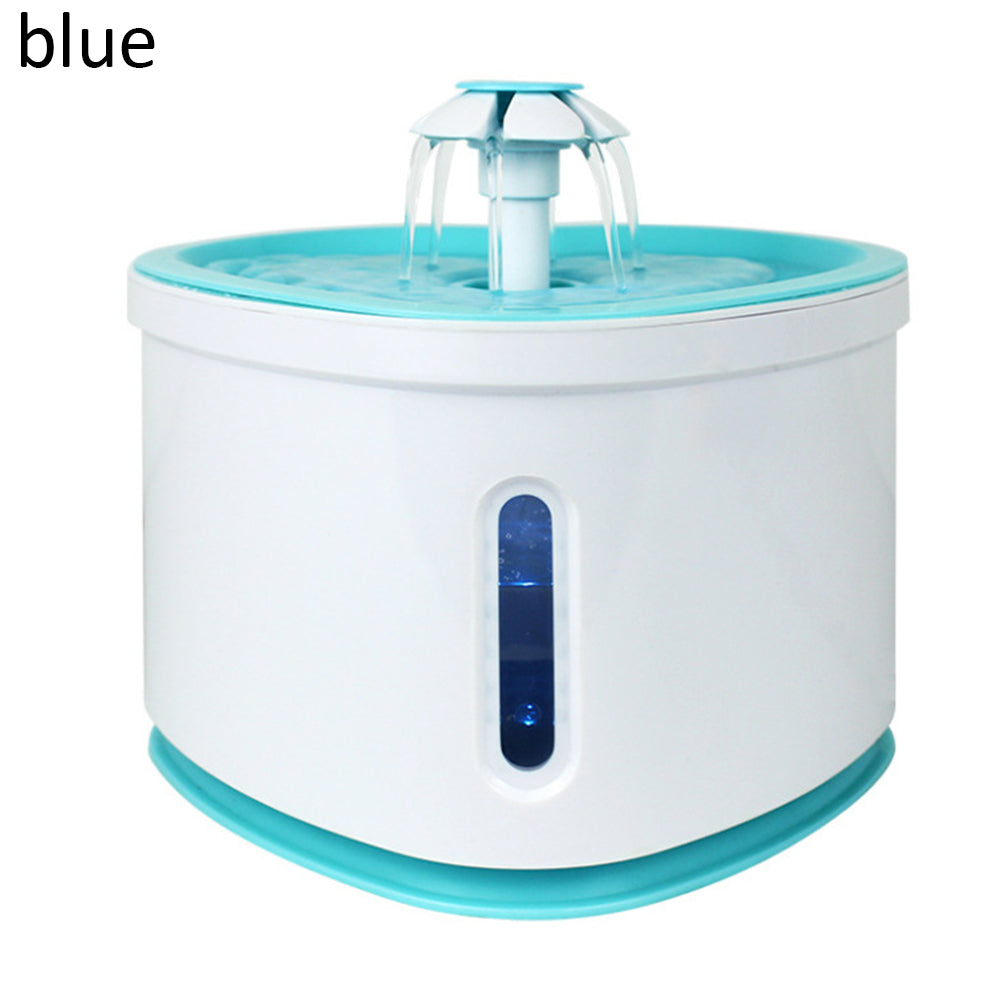 Automatic Pet Cat Water Fountain - HiPawsy
