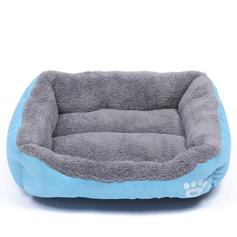 Multi-Color Soft PP Cotton Pet Sofa Bed - HiPawsy