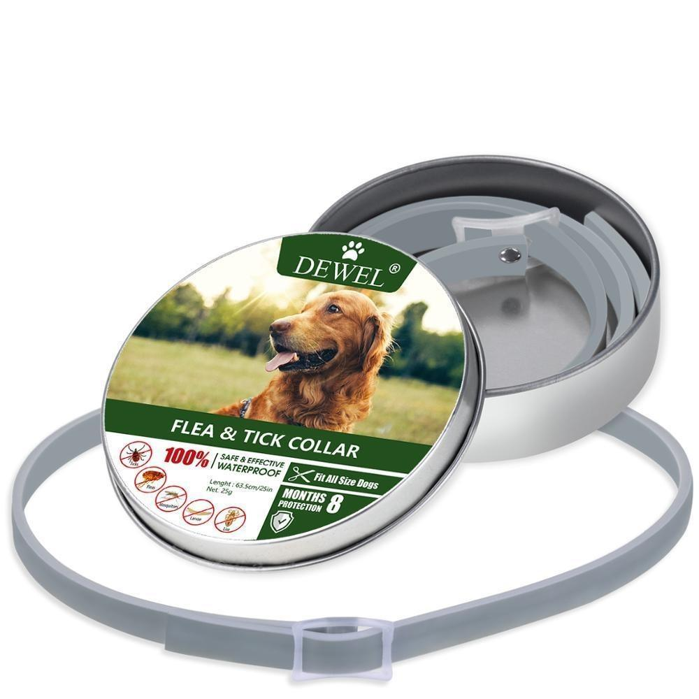 Flee and Tick Collar for Dogs - HiPawsy