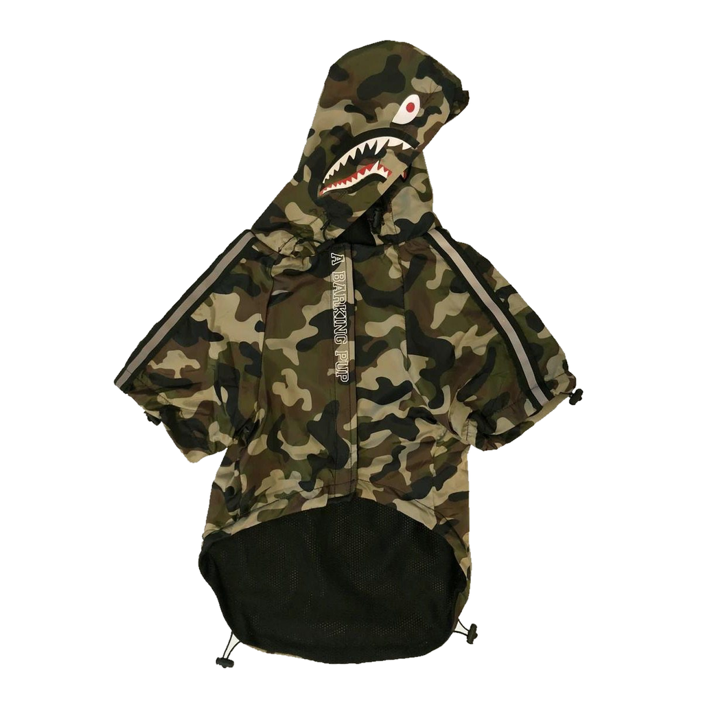 Windbreaker AdiDog Dog Clothes - HiPawsy