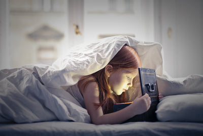 Our Guide to Blue Light Effects on Children's Health & Sleep - What to Know