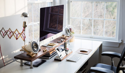 Set Up Your Workspace To Improve Productivity