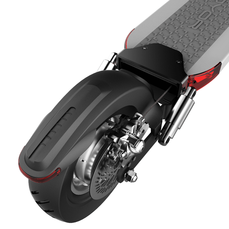 Joyor Y5S Electric Scooter 500W Double Front Rear Suspension Robust 20.5 kg Fast Speed 25 km / h Extended Range 50 km H 1200 x W 1150 x D 210 mm