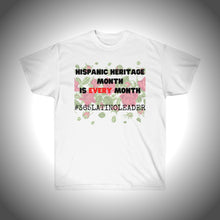Load image into Gallery viewer, HISPANIC HERITAGE MONTH UNISEX TEE