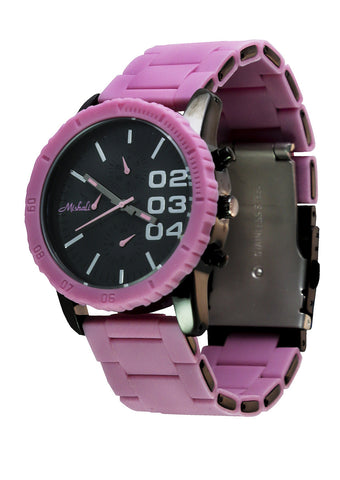 Best of Times Watch - Pink - Gingerlining