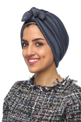 Lycra Tie Bow Turban - Old Navy - Gingerlining