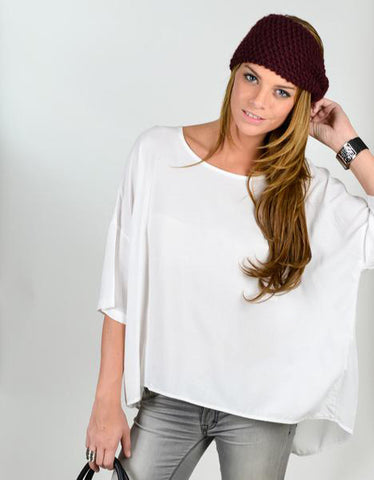 Fun Basic Top – White