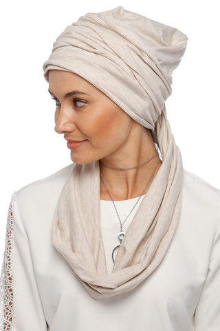 3 Layers Turban - Vanilla